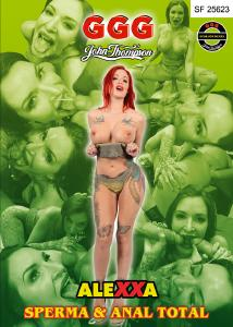 Cover Image for Alexxa - All Cum & Anal / Alexxa – Sperma & Anal Total (25623)